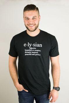 Unisex Elysian Definition T-Shirt