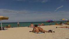 Playa nudista El playazo, en Vera. Sierra Nevada, Camel, Animals, Sun, Nude Beach, National Parks, Beaches, Places To Visit, Water