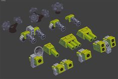 LOWPOLY (sub 1000~ triangle models) - Page 374 - Polycount Forum