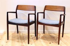 danish modern chairs midcentury maison nordik