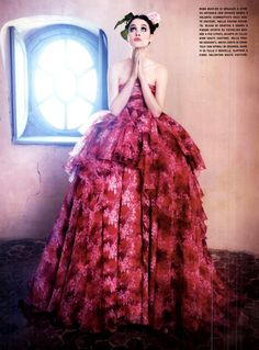 Àstrid Bergès-Frisbey, Vogue Italia