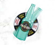 Spin The Bottle Drinking Game Holiday Gift Guide, Holiday Gifts, Spin The Bottle, How To Make Drinks, Drinking Games, Serveware, Spinning, Entertaining, Bar