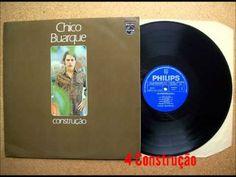 Chico Buarque - Construção (1971) | O mais experimental álbum do mestre.. | a master piece *)