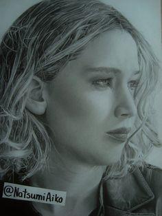 Jennifer Lawrence by Natsumi-Aiko on DeviantArt