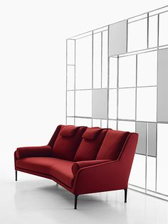 Schön Edouard Sofa By Antonio Citterio For Bu0026B Italia