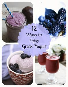 12 Ways to Enjoy Greek Yogurt