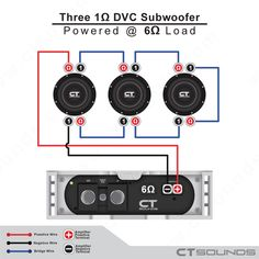 6 ohm subwoofer wiring diagrams 2016 dodge dart stereo diagram 39 best images ct sounds