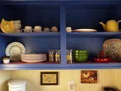 diy cabin kitchens | Kentucky Log Cabin for Sale