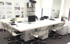 Coworking Space - DMDesign, New York, USA
