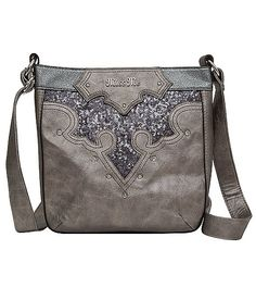 d0e2549f95fe Miss Me Western Glam Crossbody Purse - Women s Bags