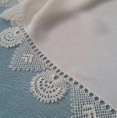 Filet Crochet, Crochet Lace Edging, Crochet Borders, Needle Lace, Bobbin Lace, Crochet Hammock, Crochet Slippers, Lace Making, Beautiful Crochet