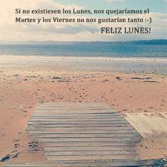 Cada día te puede llevar a algo nuevo y mejor, y ese día puede ser un lunes.  http://on.fb.me/1echBLy  #playa #beach #galicia #queltic #seselle