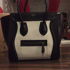 CELINE on Sale - Up to 70% off at Tradesy. Celine ToteYou Bag 707337ee832f0