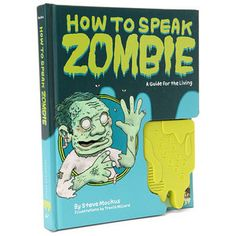 Good. Maybe next time the zombie next door tries to eat my brain, I can scream in a language he'll understand.