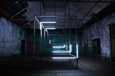 Envision The Fourth Dimension Inside This LED Hypercube | The Creators Project