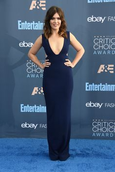 Mandy Moore - All the Looks from the 2016 Critics' Choice Awards - Photos