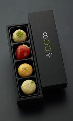 Chocolate design #packaging