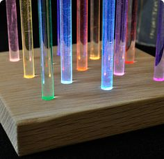 Color-Changing Rods | 41 Coolest Night Lights To Buy Or DIY