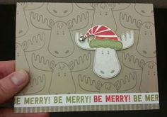 Stampin' Up! Holiday Catalog Preview - Love this!