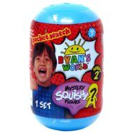 Ryan's World Series 2 Squishy Mystery Pack Best Outdoor Toys, Ryan Toys, Faux Fur Area Rug, Little Live Pets, Only At Walmart, 9th Birthday, World Series, Candyland, Pet Shop