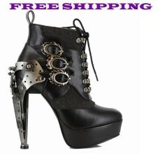 Totally Steampunk Shoes!