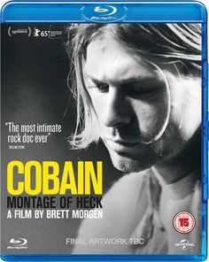 Early UK Blu-ray art for Montage of Heck, with Courtney Love interviews. Region-free! HCLMuseum: Facebook | Twitter | Pinterest | Instagram FB Group: www.fb.com/groups/HCLMuseum #CourtneyLove #HoleRock #KurtCobain #Nirvana #MontageOfHeck