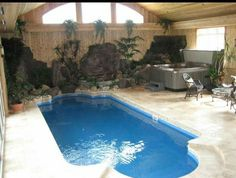 Small Indoor Pool Houses | Pools-floaties, accessories, & care ...