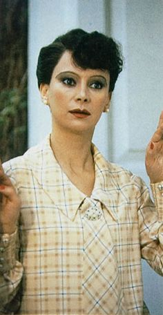 Francesca Annis as 'Tuppence' in Agatha Christies' 'Partners in Crime'.