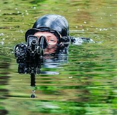 special force operator sneekers from underwater