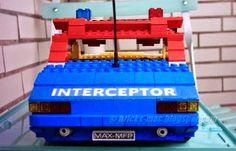 The MOC Blog: Mad Max Falcon Interceptor | 16 wide LEGO MOC DIY