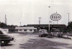 Standard Esso Dealer--Esso station in Donaldsonville. It use to be on the corner of LA 1.