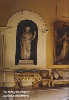 The Devoted Classicist: Recent Redecoration at Alnwick Castle