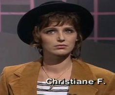Christiane en entrevue en 1989