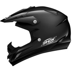 Shox MX-1 Solid ACU Motocross Helmet  Description: The Shox MX 1 Moto-X Helmets are packed with features…              Specifications include                      Shox Graphic MX Helmet                    ECER 22-05 – Fully road legal in all European countries.                    DOT certified – Fully road legal in...  http://bikesdirect.org.uk/shox-mx-1-solid-acu-motocross-helmet-2/
