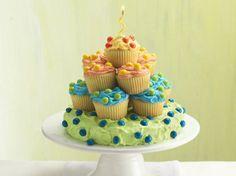 Lets Party Cake recipe from Betty Crocker  | #BettyBirthdays #BabyCenter