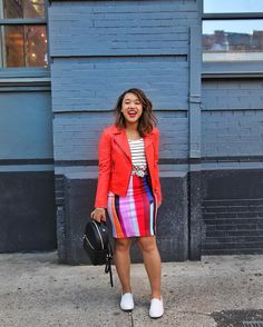 All smiles  I'm heading to LA for a quick trip this  weekend to tackle projects shoot some spring styles and to go see @kobebryant  #nolie #lakeshow ! Excited to escape the cold & rewear this outfit  I kind of can't believe I wore this on Monday in NYC and today it snowed  Restaurant recommendations are always welcome  by colormecourtney