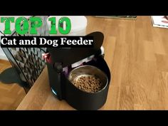 Automatic Cat Feeder Wet Food | Pet Guide Automatic Cat Feeder, Purina Friskies, Dog Feeder, Online Pet Supplies, Cat Food, Dog Bowls, Pets, Leaves, Electronics