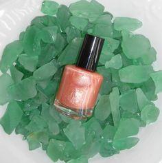 Apricot nail polish  https://www.etsy.com/shop/GlowCosmeticsShop