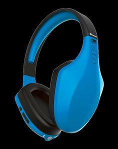 iFrogz Audio Coda Forte Bluetooth Headphones with Mic
