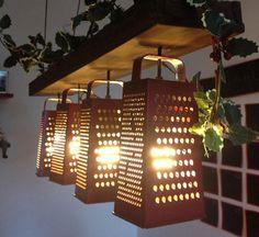 Lampe et suspension design: 55 idées DIY faciles à imiter!