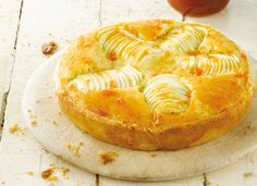 French Recipes To Celebrate Bastille Day (PHOTOS) Frangipane Apple Tart With Apricot Glaze