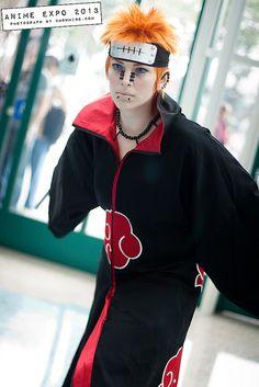 AMAZING cosplay ll Naruto ll Akatsuki: Six paths of pain (Nagato)
