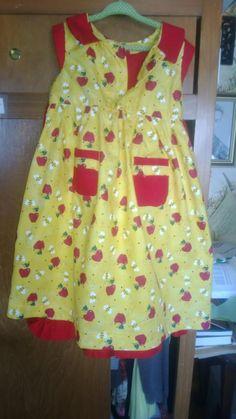 Prairie Dress $40 & Slip $30