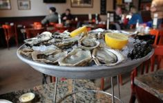 Oysters from Café Jutard   http://www.chowzter.com/fast-feasts/europe/Lyon/review/Caf-Jutard/Oysters/3849_3837
