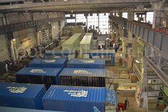 Переоборудование морских контейнеров в Санкт-Петербурге