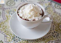 Hot Chocolate from Tales of Hearts R.