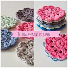 DIY onderzetter haken van Piece of a Cookie Owl Crochet Patterns, Owl Patterns, Cross Stitch Patterns, Crochet Dollies, Diy Crochet, Crochet Flowers, Crochet Instructions, Yarn Crafts, Crochet Clothes