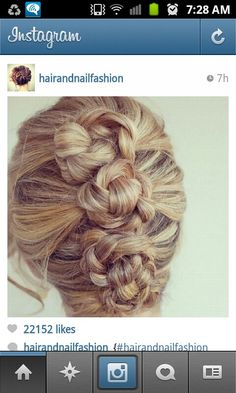Easy hair. Would probably work better than just twisting with my layers.
