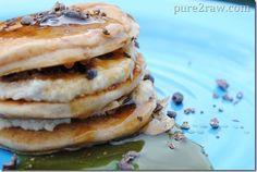 Gluten-free Vegan Tiramisu Pancakes
