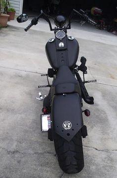 Photo of 2007 Harley Davidson Springer Softail Nighttrain Bobber